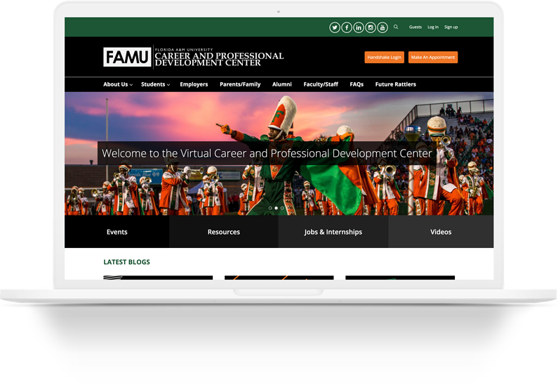 FAMU laptop