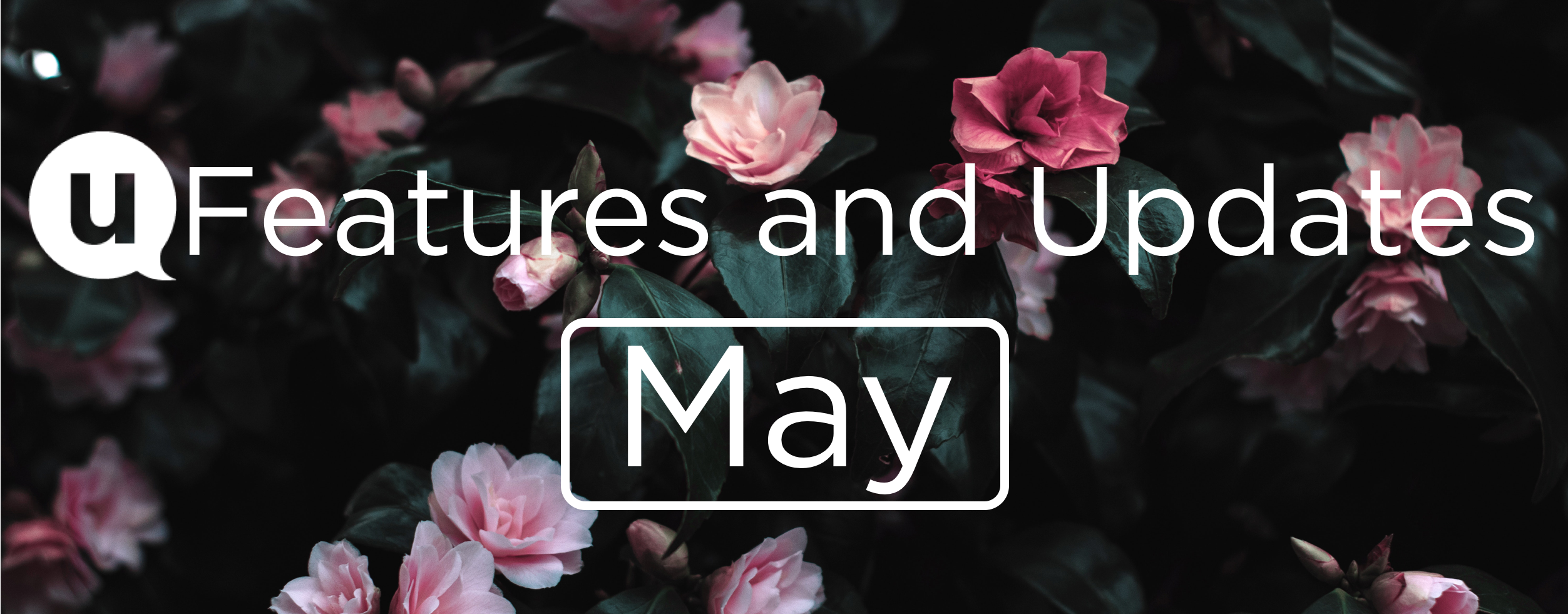 May 2019 Features and Updates