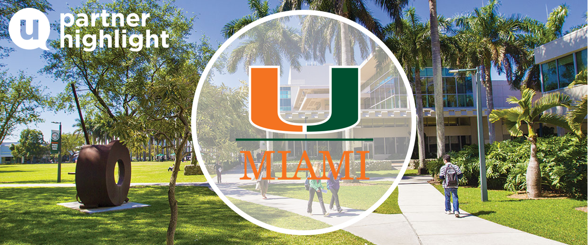 The University of Miami Exceeds Engagement Goals Less than a Month after Launch of Virtual Career Center for Alums