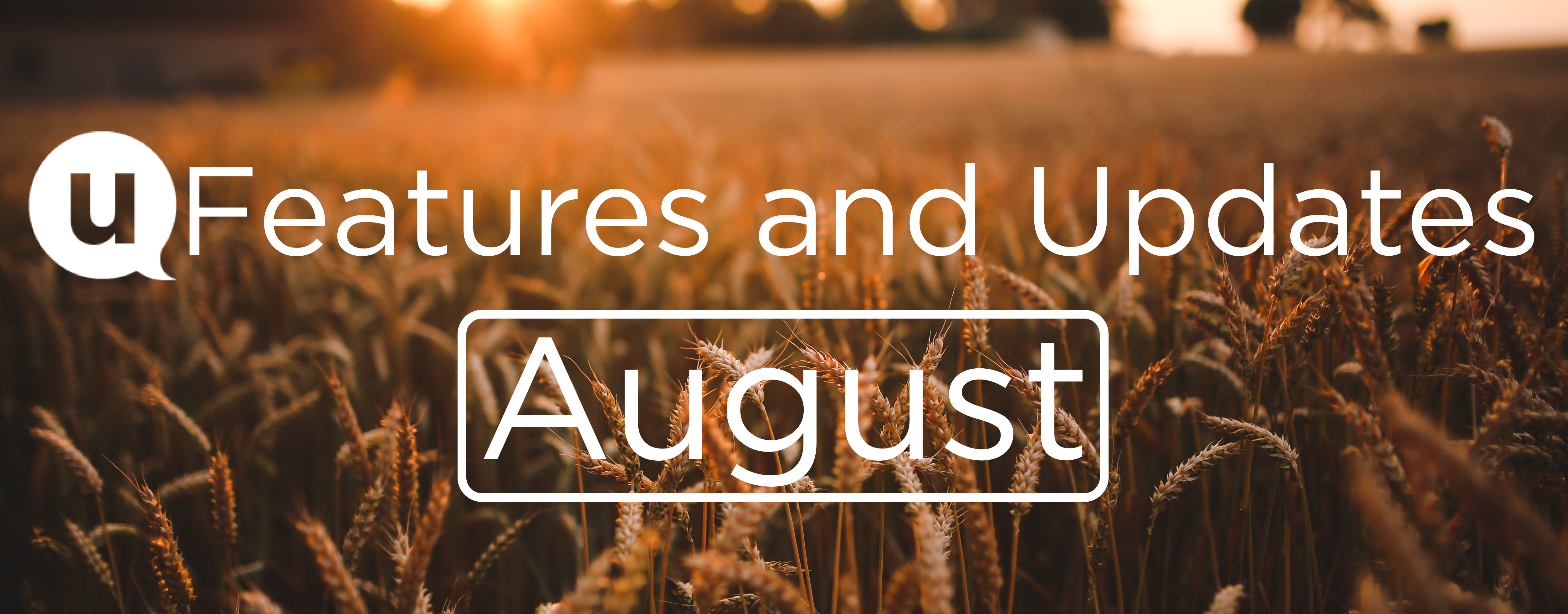 August 2021: Features and Updates