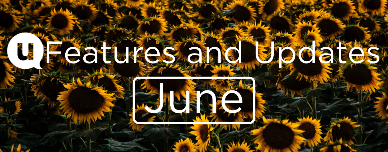 June 2021: Features and Updates