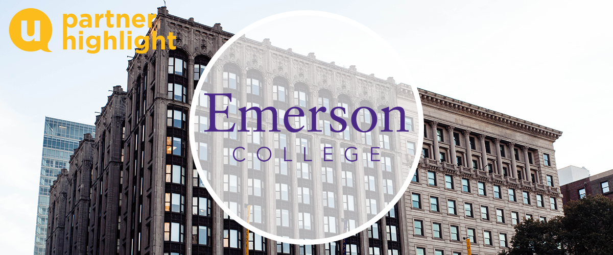 Emerson College Dramatically Increases Student Engagement with Career Resources, Helps Students Pursue Creative Careers