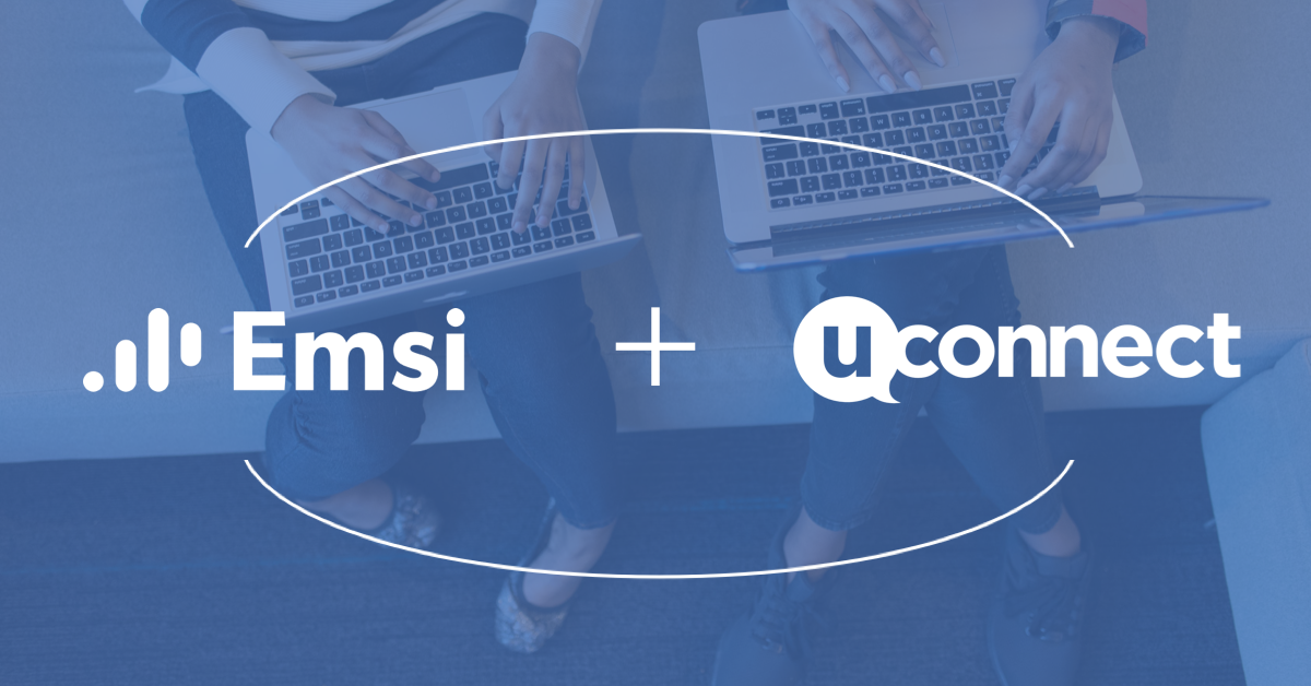 uConnect and Emsi partner to bring Labor Market Insights to College Career Centers across the Country