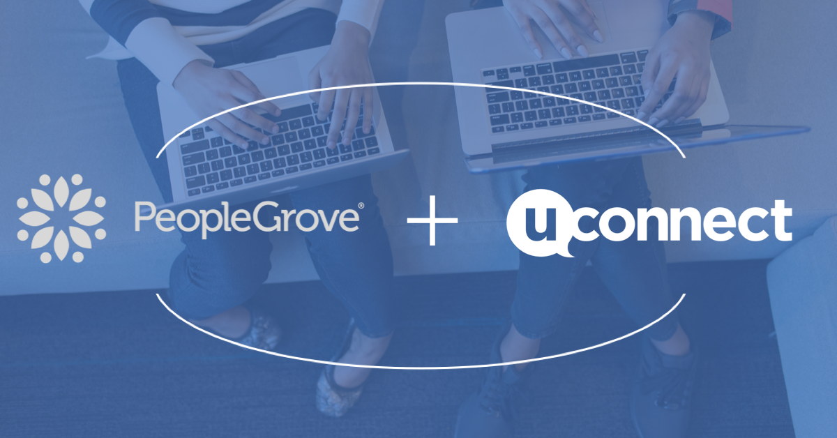uConnect and PeopleGrove Partner to Foster Collaboration between Career Services and Alumni Relations at Universities Across the Country